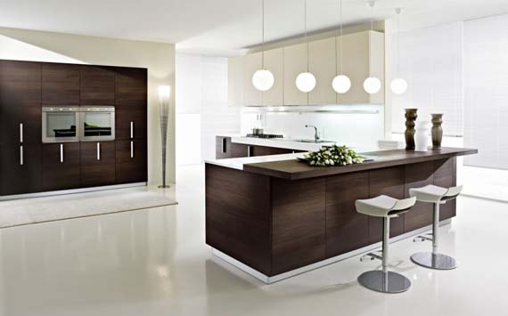 Modern Simplicity In The Kitchen